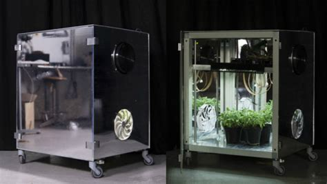 Meet MEG, the Automated Greenhouse That's Socializing
