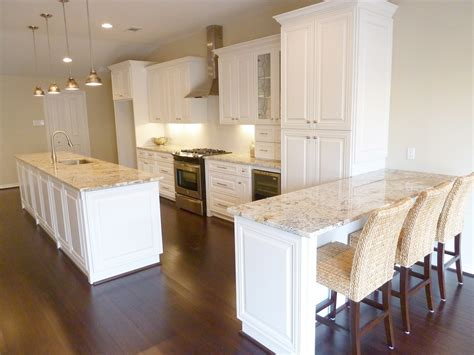 granite countertops for white kitchen cabinets the granite gurus whiteout wednesday 5 white kitchens