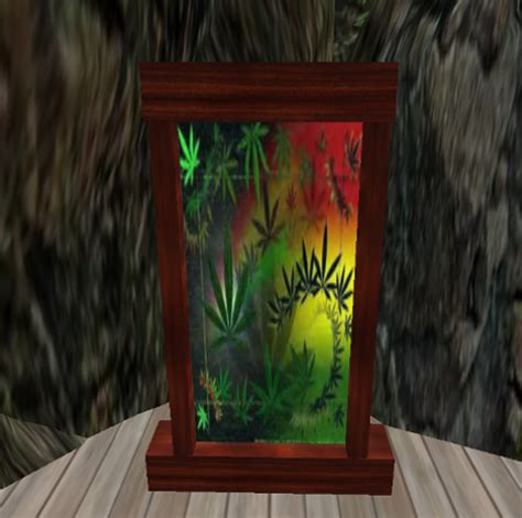 rasta home decor second life marketplace mahogony rasta waterfall
