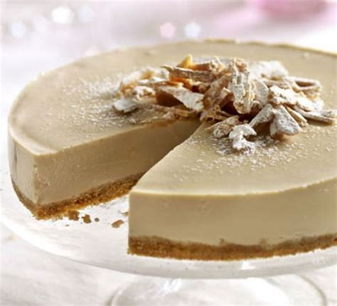 caramel cheesecake recipe bbc good food