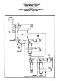 wiring diagram 1988 mercedes power windows fixya