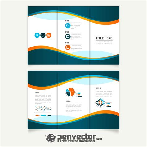 fancy brochure templates blank brochure template word bamboodownunder