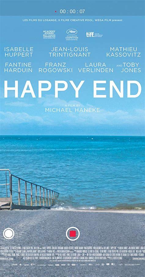 happy ending happy end 2017 imdb