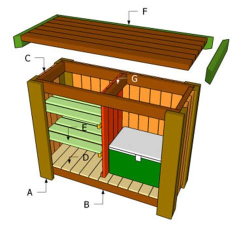 woodworking bar plans pdf diy woodworking plans for an outdoors bar