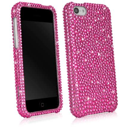Pink Iphone Cases On The Cheap by Buy Boxwave Sparkleme Apple Iphone 5c Bling Sparkly