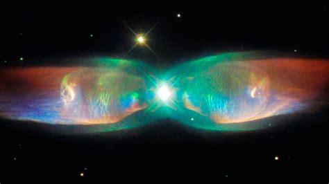 imagenes del universo telescopio hubble el telescopio hubble caza una impresionante mariposa