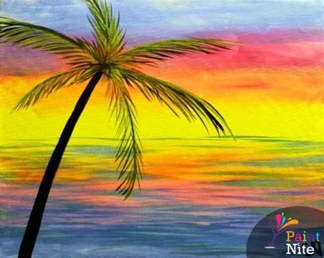 paint nite orlando orlando palms and paint on