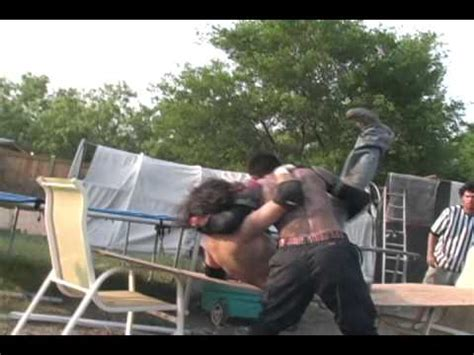 esw backyard wrestling esw backyard wrestling quot hardcore kidd quot alex g vs wicked