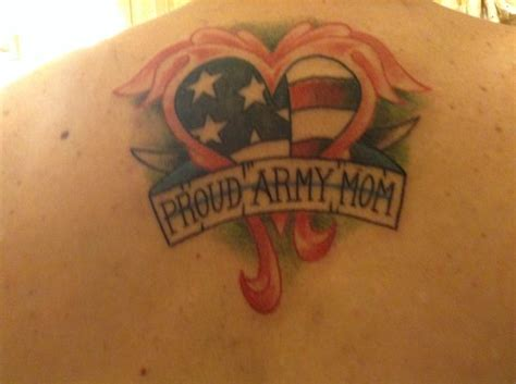 tr st tattoos designs for girl proud army armystrong chic