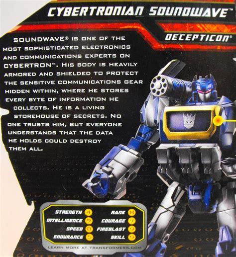 egli figuren zubehör kaufen transformers universe generations soundwave d