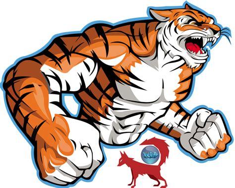 tiger vector by fokito82 on deviantart