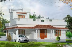 Single Floor Home Plans by Below 1500 Sq Ft Keralahouseplanner