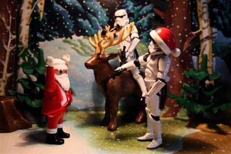 santa is bringing us star wars for christmas