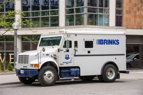 brinks armored trucks armored truck drivers title overview vault