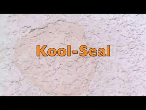 kool seal deck repair youtube
