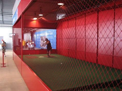17 best images about indoor batting cage on