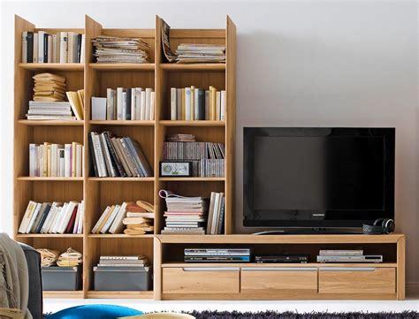 Bücherwand Ikea by Kleines Zimmer Mit Schr 228 Ge Einrichten
