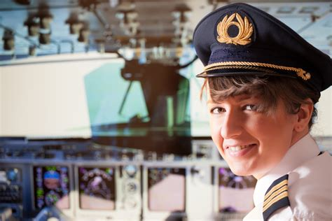 commercial woman pilot why aren t there many female commercial pilots