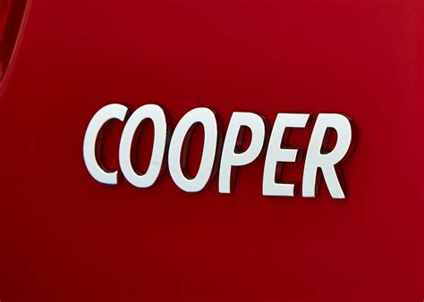 Emblem Mini Cooper Europe 2014 mini cooper logo