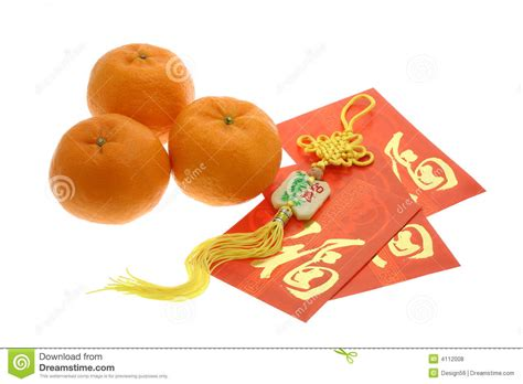 new year gift oranges new year ornament oranges and packets royalty
