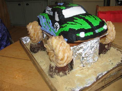 grave digger truck cake grave digger truck cake cakecentral com