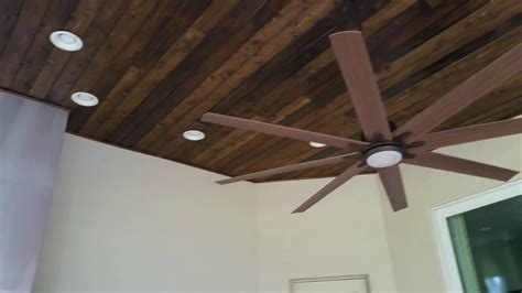 tongue and groove cedar ceiling youtube