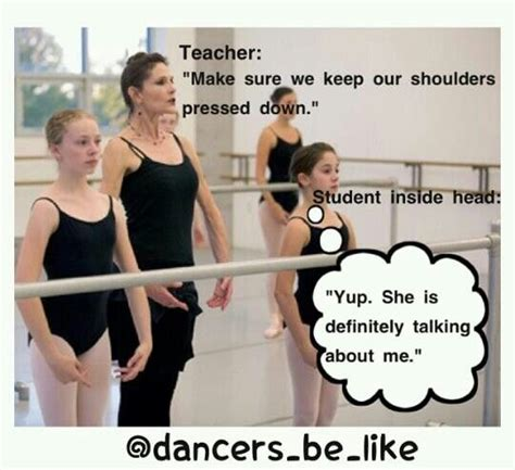 Dance Meme - dance problems in my class there s another rachael and