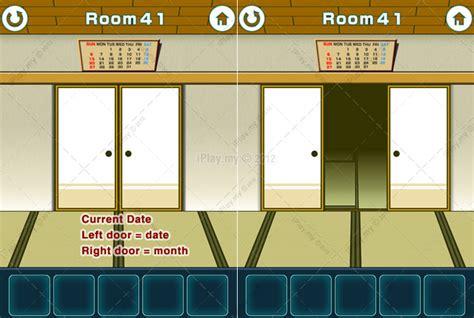 escape the room cheats 100 fusumas room escape walkthrough iplay my