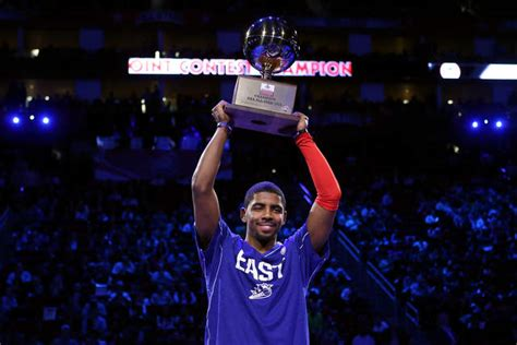 Kyrie 3 Three Point Contest kyrie irving triumphs in 2013 nba all three point contest