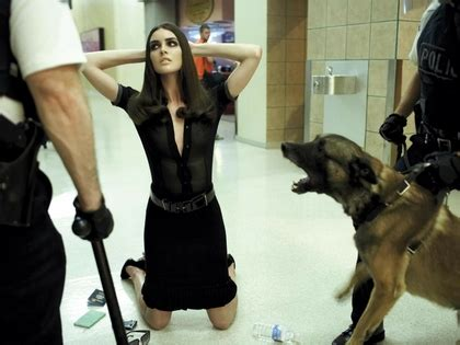 Fashion Photographer Nearly Arrested by Fashion Dogs Security Airports Steven Meisel