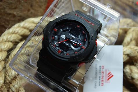 Jam Tangan Original D Ziner Dz8150 jual jam tangan d ziner original harga murah
