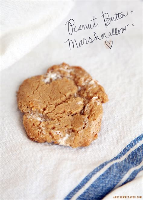 peanut butter on the wall marshmallows in the microwave memories of raising six hannas in gahanna books peanut butter cup marshmallow cookies recipe dishmaps