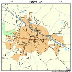 forsyth map 1330732