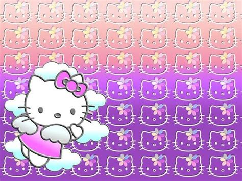 wallpaper hello kitty yg bisa bergerak wallpapers hello kitty pink wallpaper cave