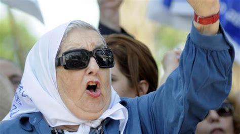 hebe de bonafini la nacion noticias en pol 205 tica hebe de bonafini llam 243 a quot protestar