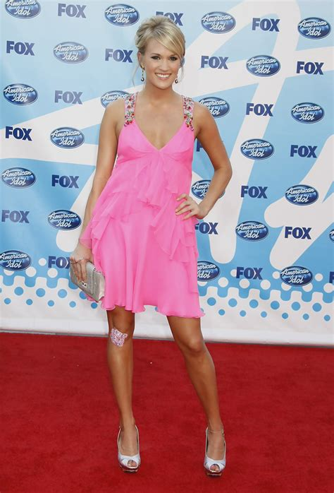 Carrie Underwood With Their Clutches by Carrie Underwood Buckled Clutch Carrie Underwood Looks