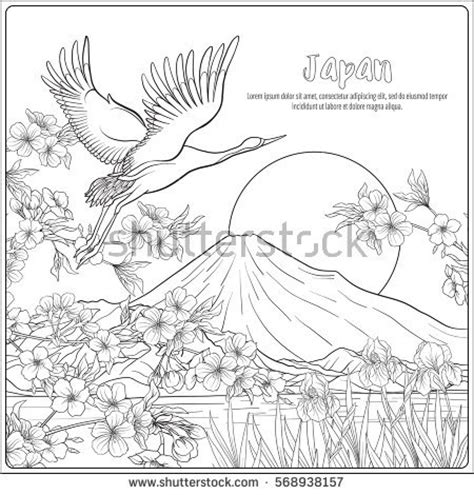 coloring pages japanese flowers japanese flower coloring pages coloring pages