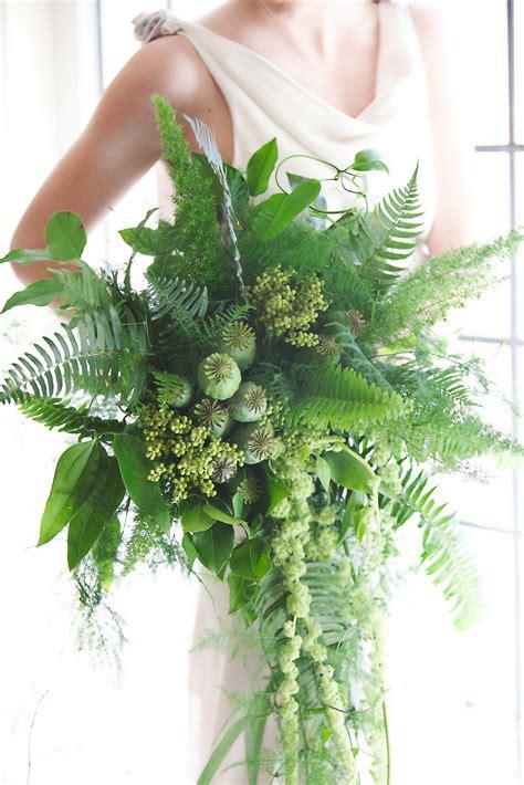 Wedding Bouquet Foliage flowers vases