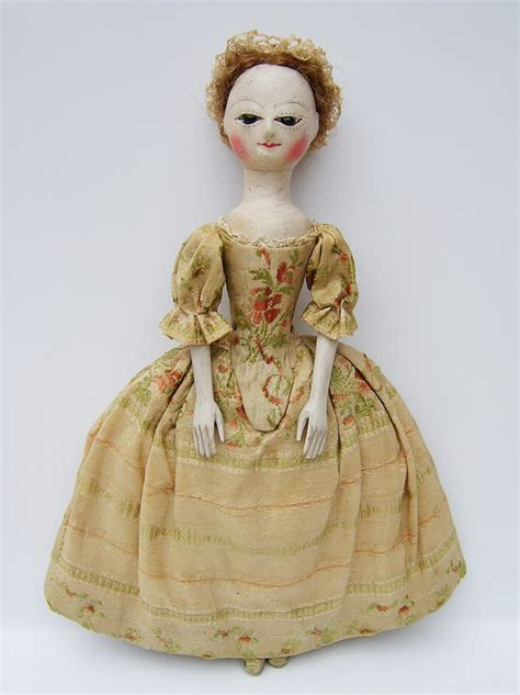 fashion doll 18th century reproductions and restorations of 17th and 18th century
