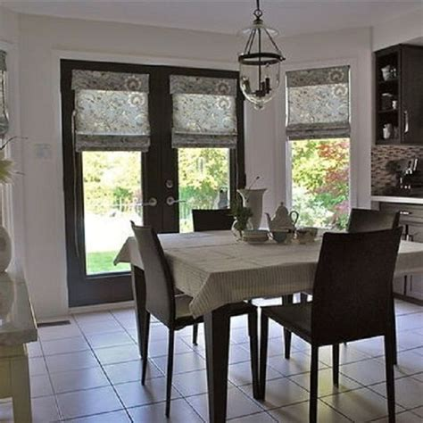 Kitchen Patio Door Window Treatments The World S Catalog Of Ideas