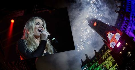 manchester nh christmas lights recap manchester lights switch on 2016 manchester evening news