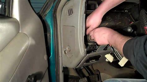chevy  headlight switch wiring repair diy youtube