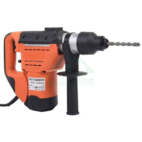 Bor Rotary Hammer variable speed 1 1 2 quot sds electric rotary hammer drill demolition bits kit ebay