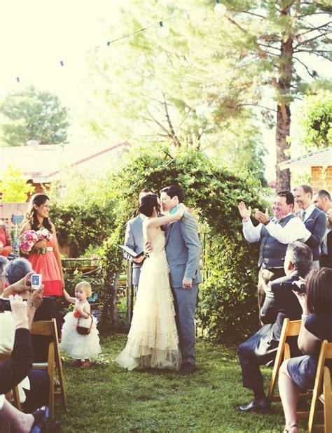 backyard wedding blog arizona diy backyard wedding green wedding shoes wedding