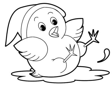 Animal Coloring Pages For To Print Out by Baby Animals Coloring Page To Print Out For