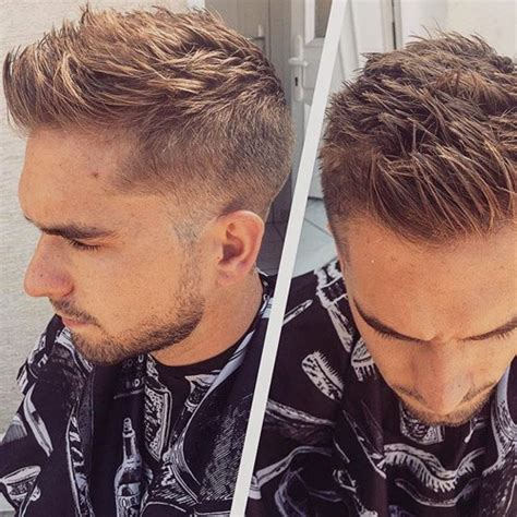 how to copy mens hairstyle fake it til you make it the 40 hottest faux hawk