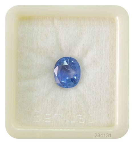 Blue Sapphire 3 6ct precious non treated blue sapphire 3 6ct oval 84131 certified
