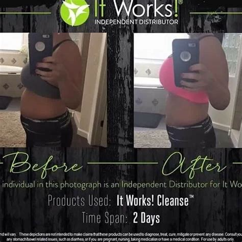It Works Detox Challenge by 1000 Images About Itworks On