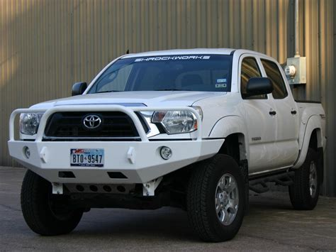 2014 Toyota Tacoma Front Bumper Front Winch Mount Bumper For 4th Generation Tacoma 2005 2014