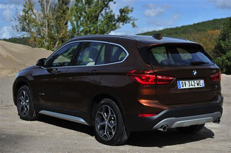 Bmw X1 Tieferlegen by New 2016 Bmw X1 Looks Great In Chestnut Bronze